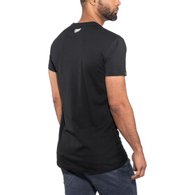 Dynafit Graphic Cotton SS Tee Herre black out/holzer